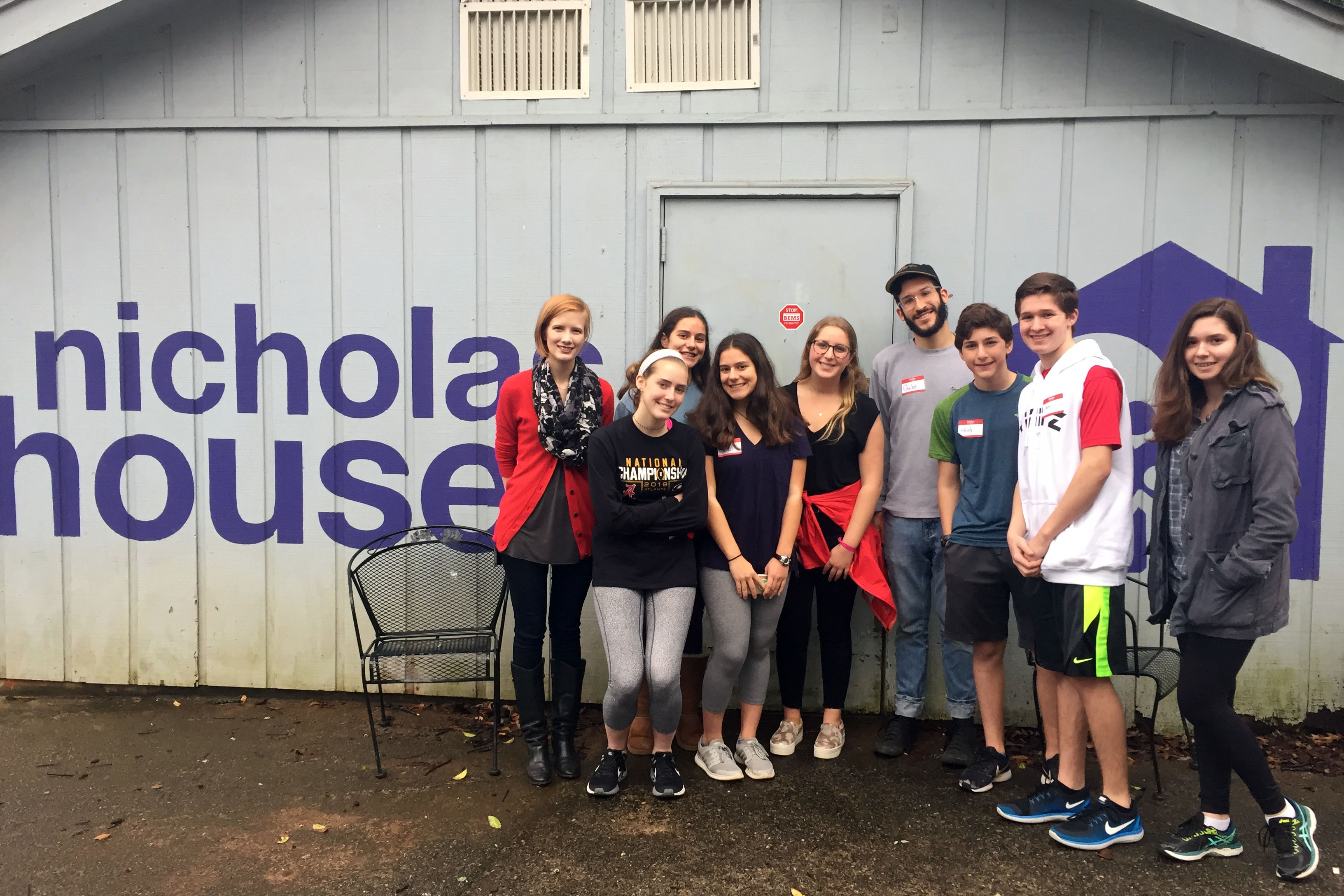 Creating Young Leaders Through Outreach